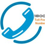 1800 Toll Free No